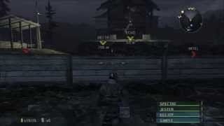 Socom Combined Assault Mission 3 - WhipSaw - HD Gameplay - PCSX2