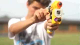 Badass in the Art of Nerf Guns Video