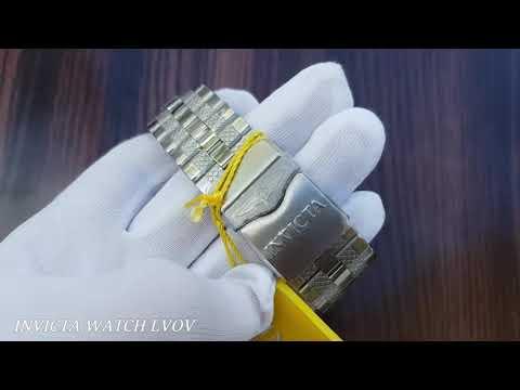 Мужские швейцарские часы Invicta 11601 Reserve Bolt Swiss Made Gold