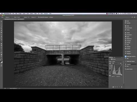 Professional Black and White Conversion Workflow