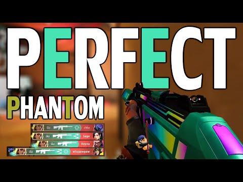l VALORANT l Perfect Phantom