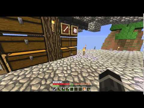 Sedda, A Minecraft LP: Ep. 007 - Semi-auto Tree Farm