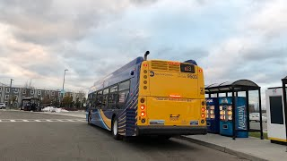 NYCT Bus | 2018 New Flyer XDE40 #9503 on the B13 @ Gateway Center Term & Gateway Dr