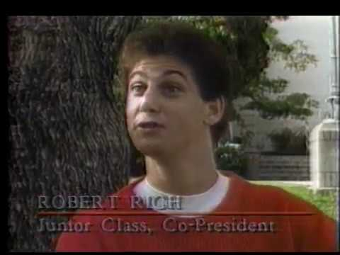 1987 CBS News Report on Beverly Hills High School