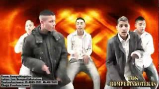 Rompe Megaton - Los Rompe Discotekas [Video Oficial]