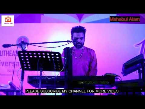 Amer Bondo R bihone go ||Habib Wahid Live concert||Southeast University