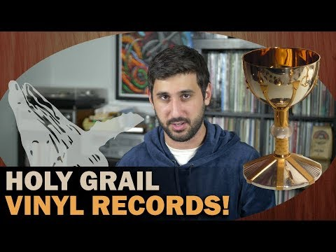 Holy Grail Records - MOST WANTED RARE VINYL!