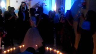 Наш волшебный,свадебный танец....