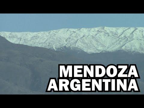 Mendoza, na Argentina, e suas vinícolas