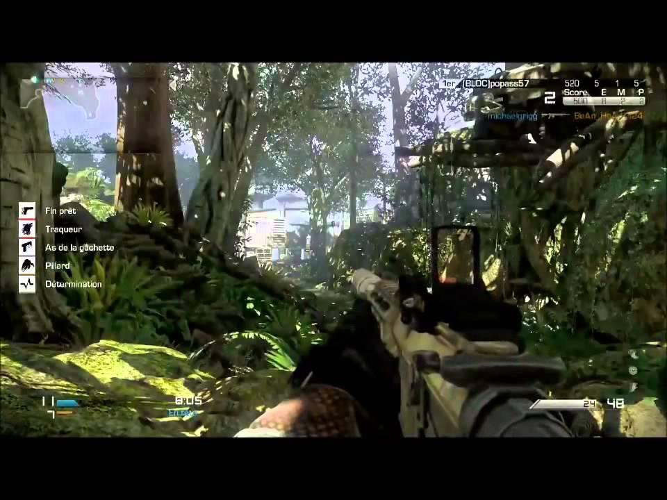 Tuto Call of Duty Ghost   Astuce #1 Comment avoir la KEM dans le colis sur Strikezone 1