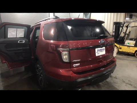 2015 Ford Explorer Johnson City TN, Kingsport TN, Bristol TN, Knoxville TN, Ashville, NC P4476