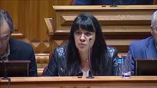 Sandra Cunha: Sobre o OE 2018 e a poluição da fábrica Carmona