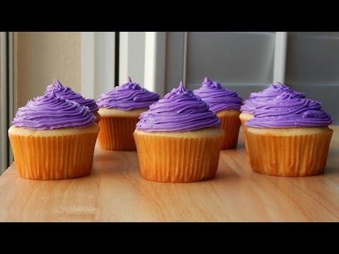 Easy Vanilla Cupcakes Recipe