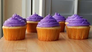 Easy Vanilla Cupcakes Recipe | Cupcakes for Beginners | The Sweetest Journey