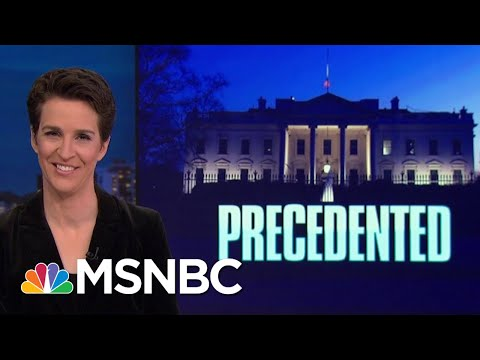 DNC Files Lawsuit Against Trump Camp, Others Over 2016 Hack | Rachel Maddow | MSNBC