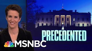 DNC Files Lawsuit Against President Trump Camp And Others Over 2016 Hacking | Rachel Maddow | MSNBC thumbnail