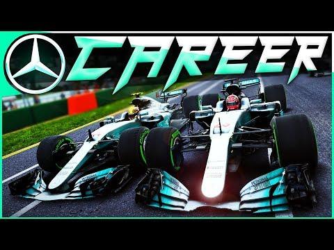 F1 2017 Career Mode #61 | CRAZY START TO SEASON 4! | Australian GP