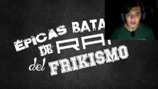 Kratos vs Dante. Épicas Batallas de Rap del Frikismo - Keyblade/REACCIÓN