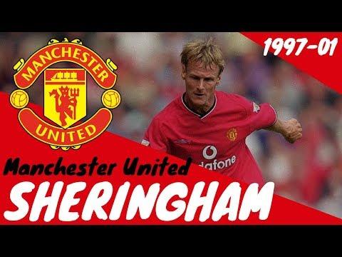 Teddy Sheringham | Manchester United | 1997-2001