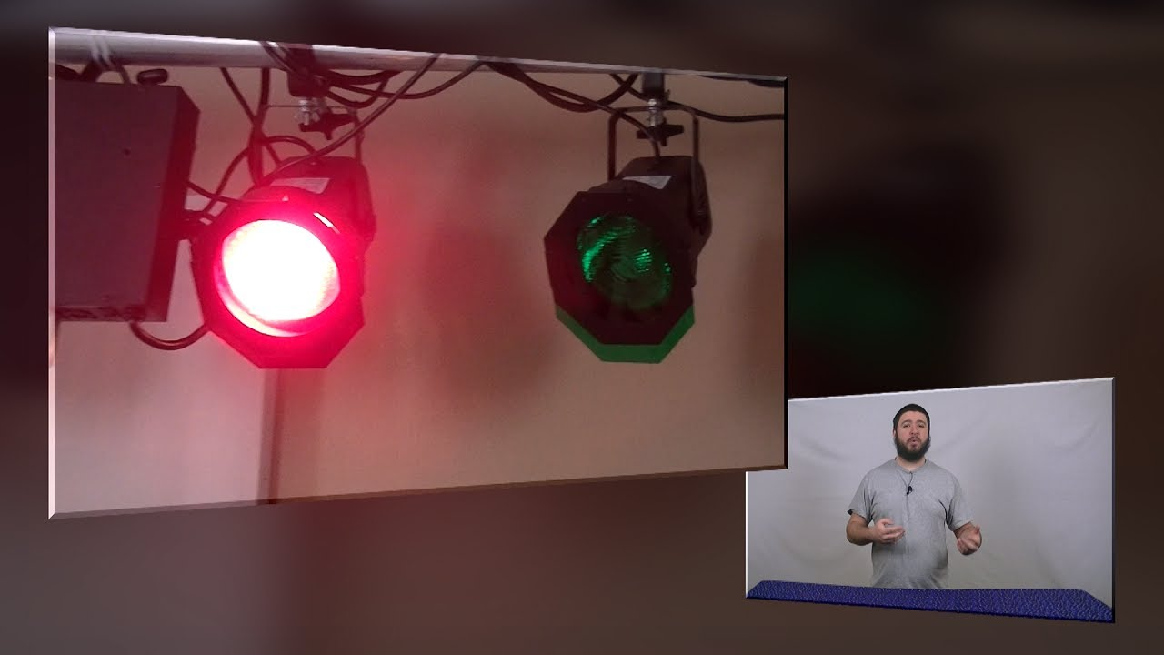 & How to tutorial: Stage Lighting for Beginners - YouTube azcodes.com