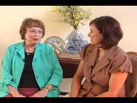 A Visit With Lois Duncan DVD excerpt
