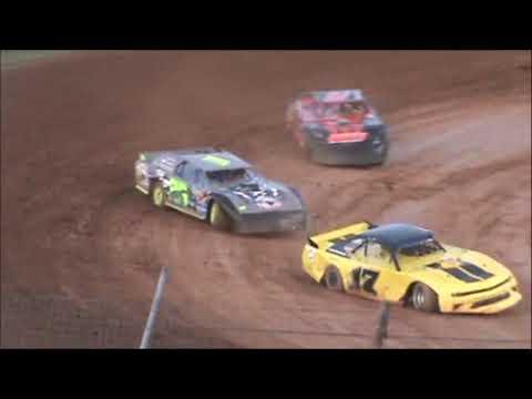Brett McDonald Heat Race Lernerville Speedway 8/9/19