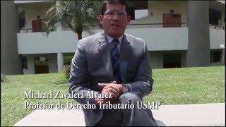 "Entrevista sobre ""Base Erosion and Profit Shifting"" (BEPS) :: Michael Zavaleta"