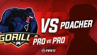 PRO vs PRO | GORILLA vs POACHER | FIFA 17 ULTIMATE TEAM #3