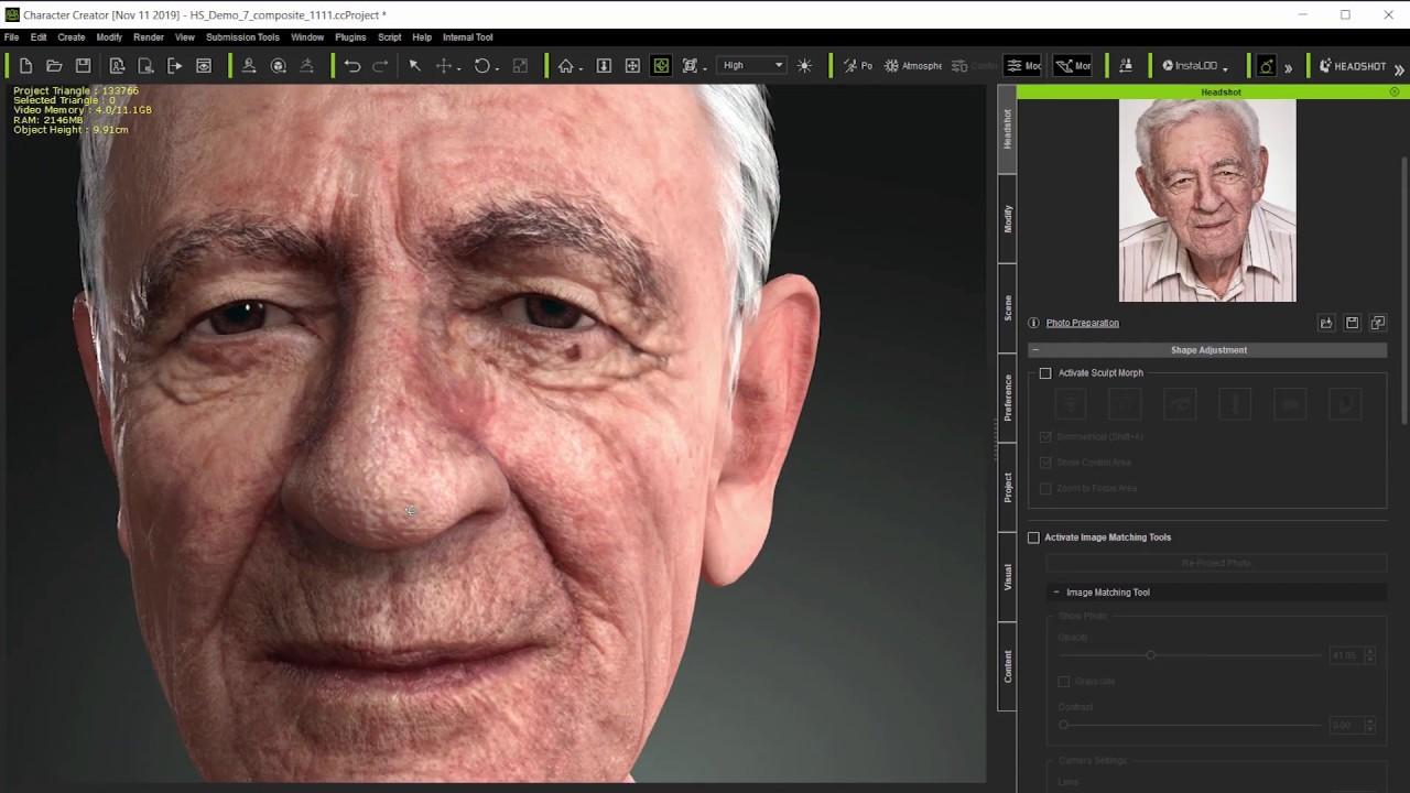 Avatar anhand foto erstellen