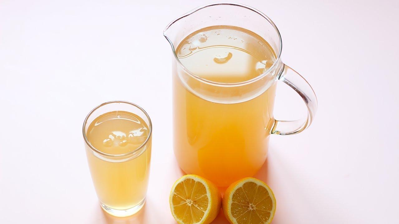 Имбирный лимонад! Как сделать лимонад в домашних условиях!