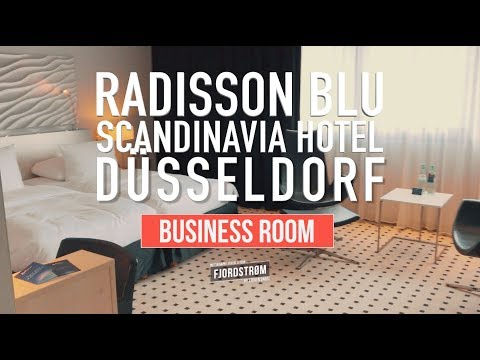 REVIEW: Radisson Blu Scandinavia Hotel Düsseldorf -BUSINESS ROOM-