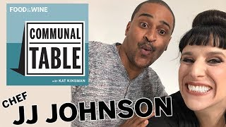 JJ Johnson Talks About Entrepreneurship, Hustle, and Becoming a Brand | Food & Wine