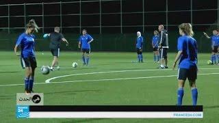 المرأة في عالم الرياضة.. شابات أردنيات في مجال كرة القدم