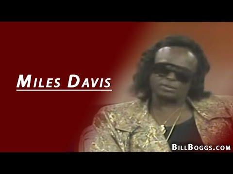 Miles Davis Interview with Bill Boggs
