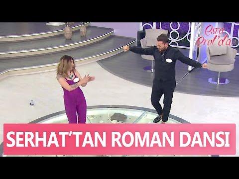 Serhat'tan Roman dansı! Esra Erol'da 28 Nisan 2017 - 390. Bölüm - atv