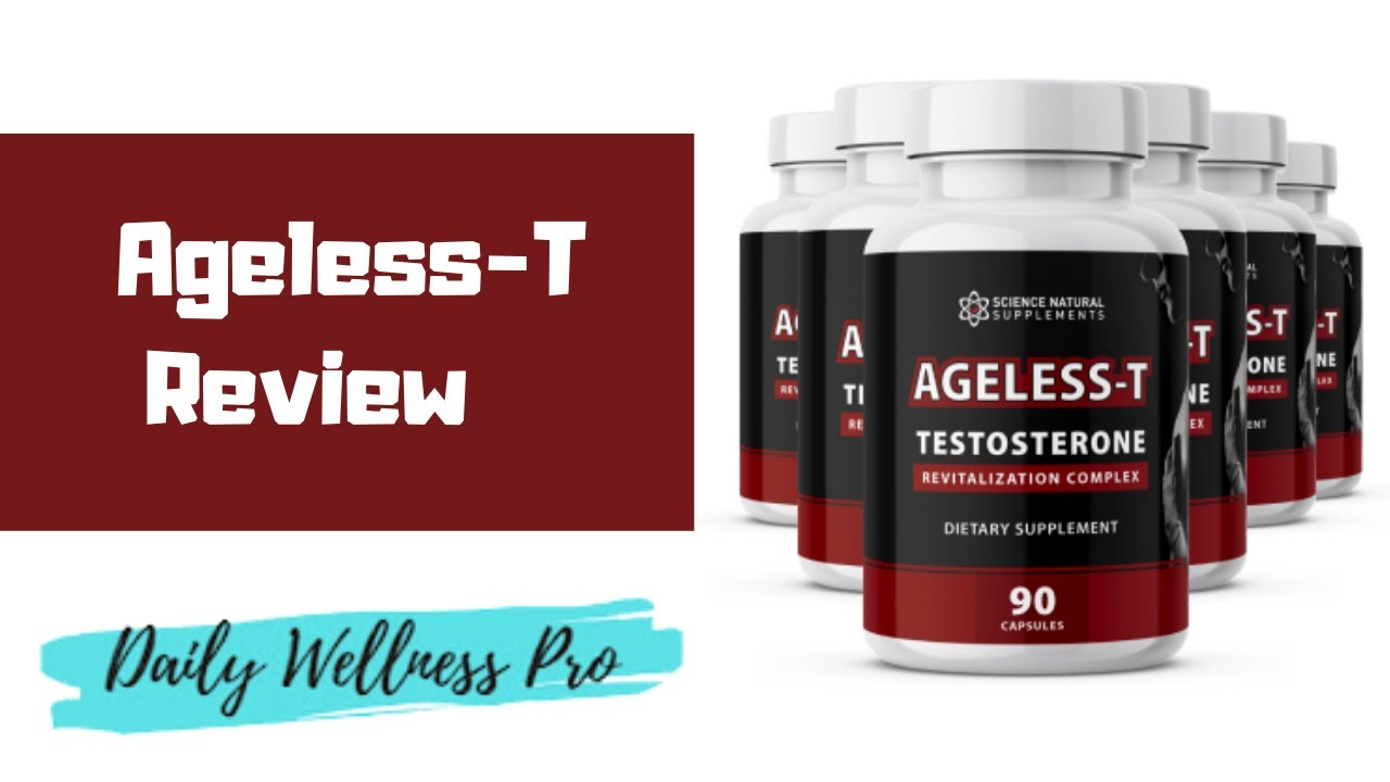 Ageless-T Testosterone Reviews - Does Androgen Switch Formula Really Work?  - YouTube