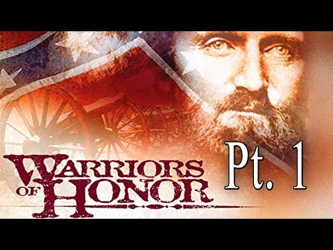 Robert E. Lee And Stonewall Jackson - Warriors Of Honor - Pt.1【1080 HD】