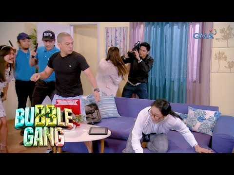 Bubble Gang: Ang talas mo, Boy Tulis!