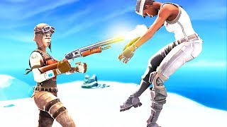 They call me the Best Shotgunner on Fortnite (CONSOLE)