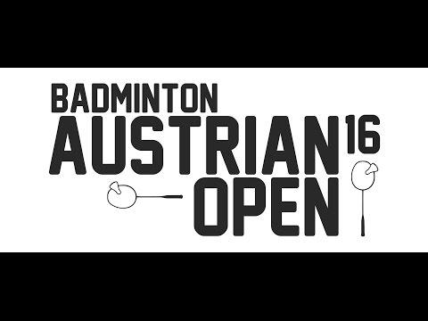Austrian Open 2016 - Finals