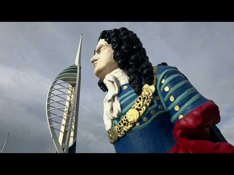 The Mary Rose and Portsmouth Maritime History