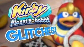 KIRBY: PLANET ROBOBOT GLITCHES! - What A Glitch Mini! - Aurum