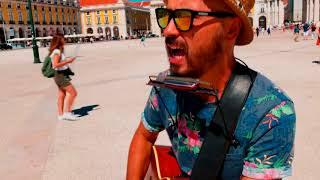 Nico Sabatini // Live Lisboa // Praça do Comércio // 2017 //