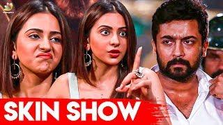 Skin Show காட்ட  முடியாது I NGK, Suriya, Sai Pallavi,  Selvaraghavan I Rakul Preet Singh Interview