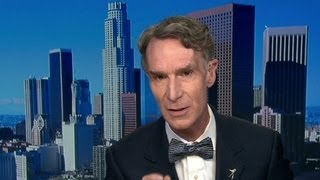 Bill Nye: Asteroid to miss earth by 15 min.