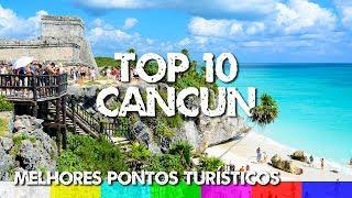 O que fazer em Cancun - 10 Melhores Pontos Turísticos da Riviera Maya