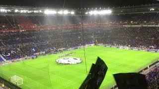 Champions League TSG 1899 Hoffenheim in Lyon