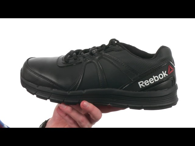 premium selection d781f acc18 Reebok Work Guide Work Steel Toe at Zappos.com