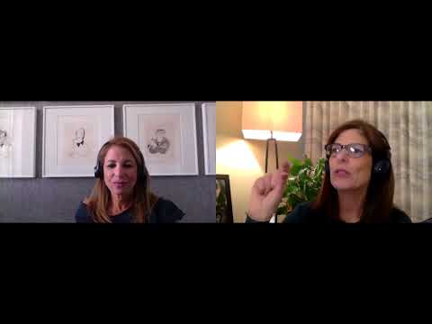 Jill Zarin Video version on A Well-Designed Business Podcast