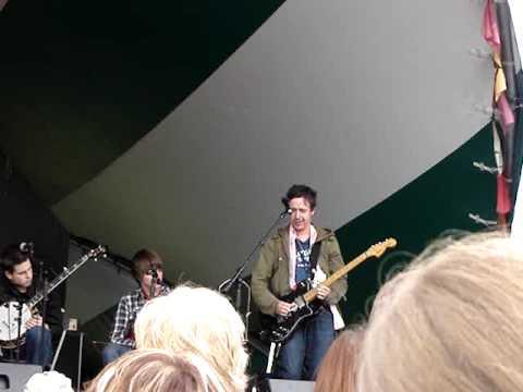 Danny Michel - White Lightning - Edmonton Folk Mus...